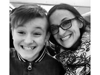Assistance for young boy with Autism