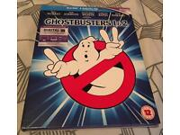 Ghostbusters 1 and 2 Blu-ray