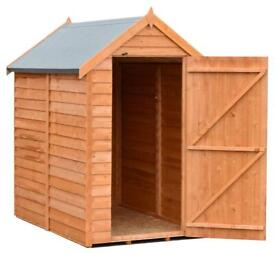 Shed wanted