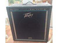 PeaVey TNT 115 Bass Amp combo (Vintage)