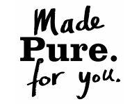 Pure: Waterloo is looking for Team Members