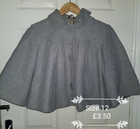 Ladies coats & jackets (different sizes)