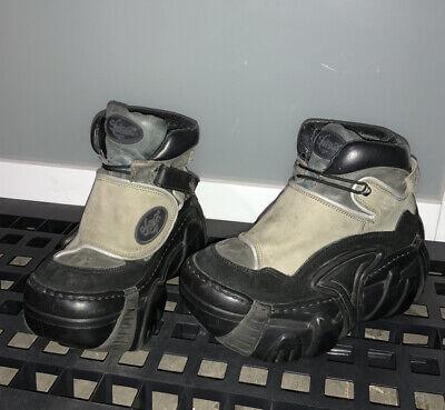 VERY RARE 90's Vintage Swear Platform Shoes, EXTERMINATOR