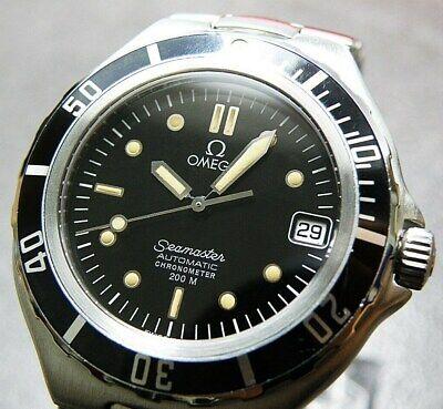 OMEGA Seamaster 200m Big Size Automatic Wrist Men