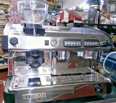 First Million Dollar Espresso Machine