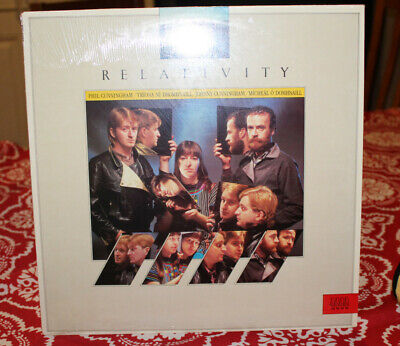 Relativity self titled (sealed) vinyl record lp Folk / Celtic 1985