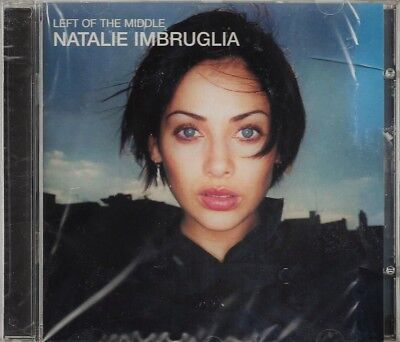 Natalie Imbruglia   Left Of The Middle   Sealed Cd W  Crack In Case  Bmg  1997