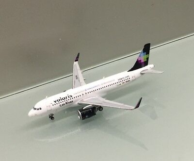 Gemini Jets 1 400 Volaris Mexico Airbus A320neo N528vl Metal Miniature Model