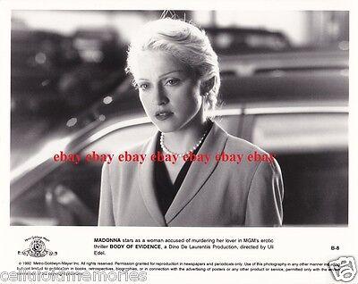 Original Photo Body of Evidence Madonna