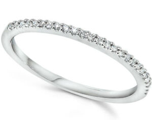 1-10ct-Diamond-Wedding-Ring-10K-White-Gold