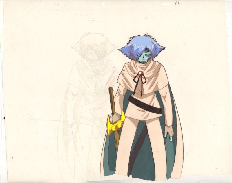 Anime Cel Slayers #268