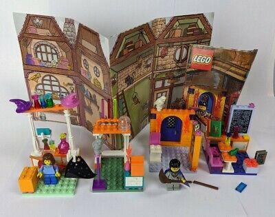 LEGO Harry Potter Diagon Alley Shops 4723 Hermione & 4721 Set