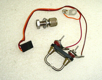 466 Tektronix Oscilloscope Back Bar Calibrator Output U Post