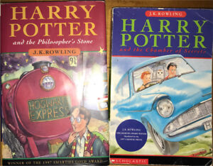 HARRY POTTER Books For Sale!