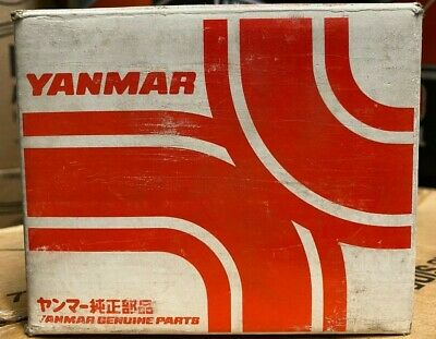 Yanmar Tractor Part 124060-01513 Gasketgear Case