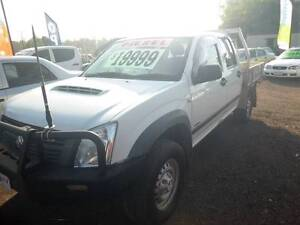 2007 Holden Rodeo Ute 4x4 Turbo diesel drop side tray Holtze Litchfield Area Preview