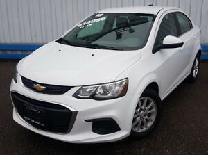 2018 Chevrolet Sonic LT *HEATED SEATS*