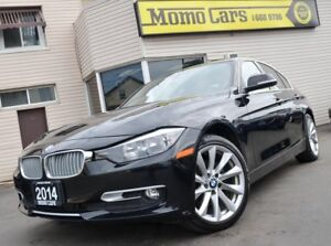 2014 BMW 3 Series 320i xDrive!xDrive! NAV+USB! ONLY $187/bi-week