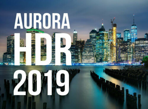Aurora HDR 2019 for Windows Full version Lifetime - Fast eDelivery