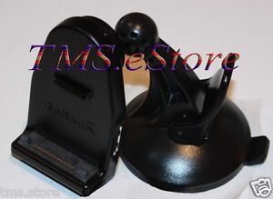 OEM Garmin Nuvi 700 705 Series GPS Window Windshield Suction Cup Mount & Cradle