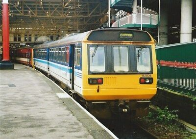 142036 First NW 6x4 Quality British Rail Photo