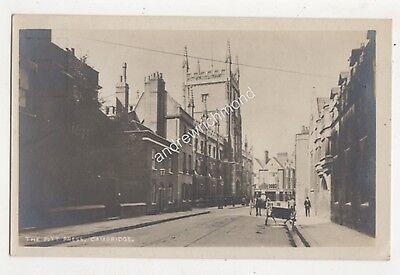 The Pitt Press Cambridge Vintage RP Postcard 698b