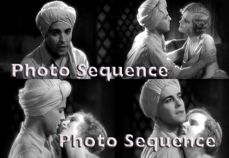 SON of INDIA Ramon Novarro Madge Evans PHOTO Sequence #09