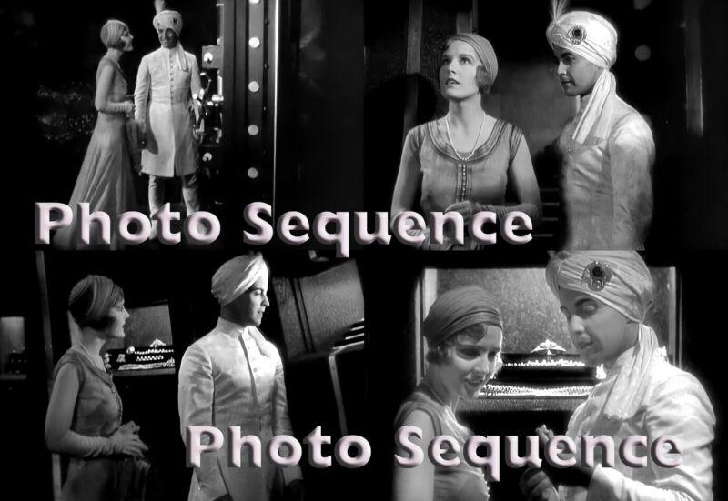 SON of INDIA Ramon Novarro Madge Evans PHOTO Sequence #08