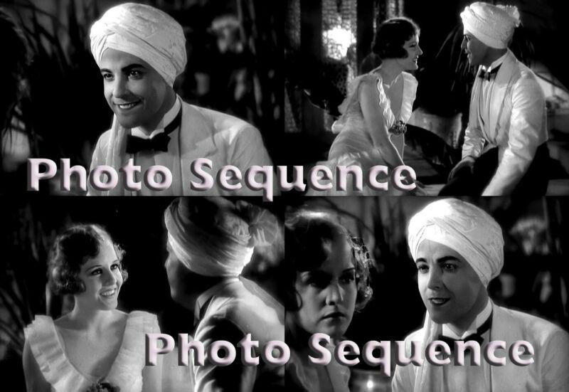 SON of INDIA Ramon Novarro Madge Evans PHOTO Sequence #03