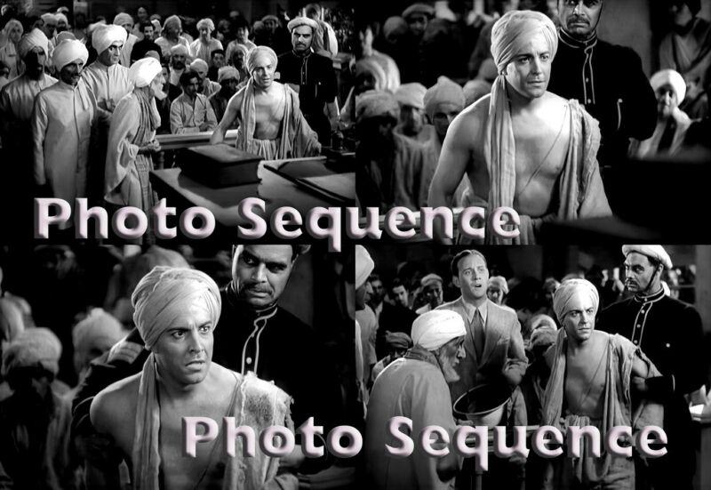 SON of INDIA Ramon Novarro Conrad Nagel PHOTO Sequence #02