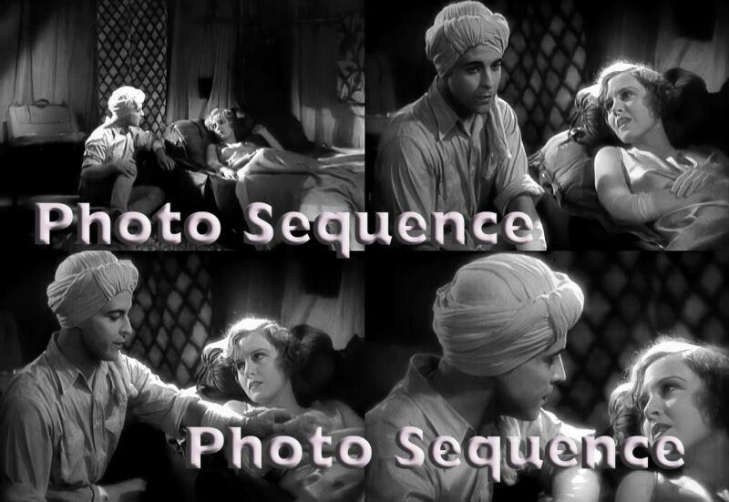 SON of INDIA Ramon Novarro Madge Evans PHOTO Sequence #04