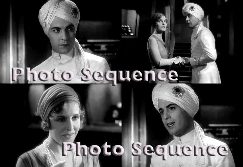 SON of INDIA Ramon Novarro Madge Evans PHOTO Sequence #05