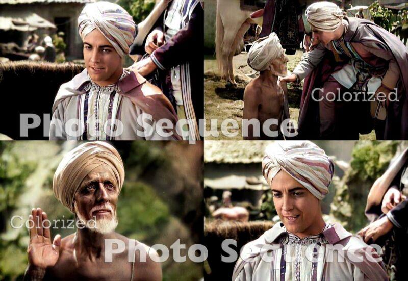 SON of INDIA Ramon Novarro PHOTO Sequence COLORIZED #02