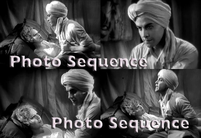 SON of INDIA Ramon Novarro Madge Evans PHOTO Sequence #06