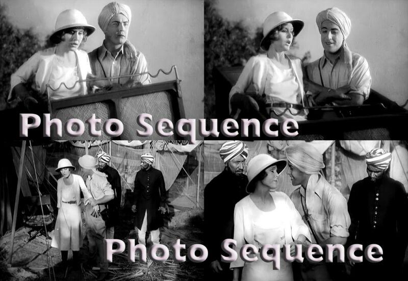 SON of INDIA Ramon Novarro Madge Evans PHOTO Sequence #07