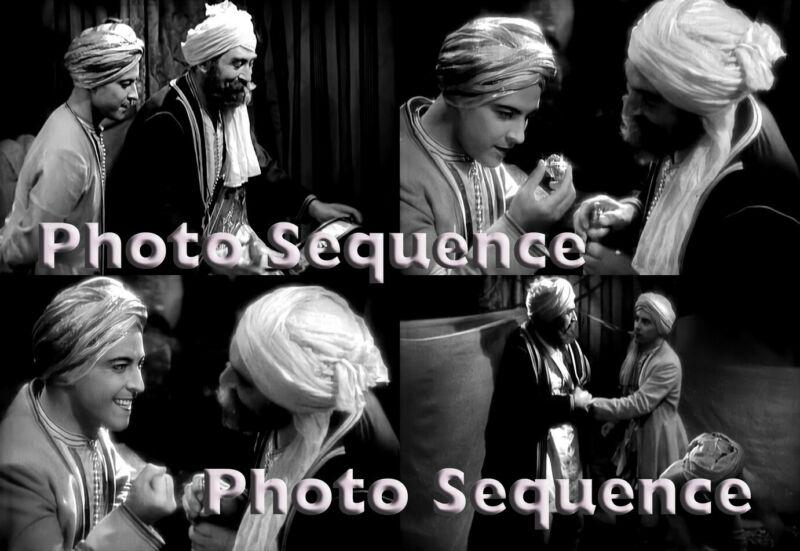 SON of INDIA Ramon Novarro PHOTO Sequence #02
