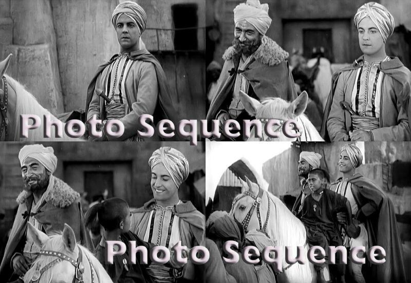 SON of INDIA Ramon Novarro PHOTO Sequence #04