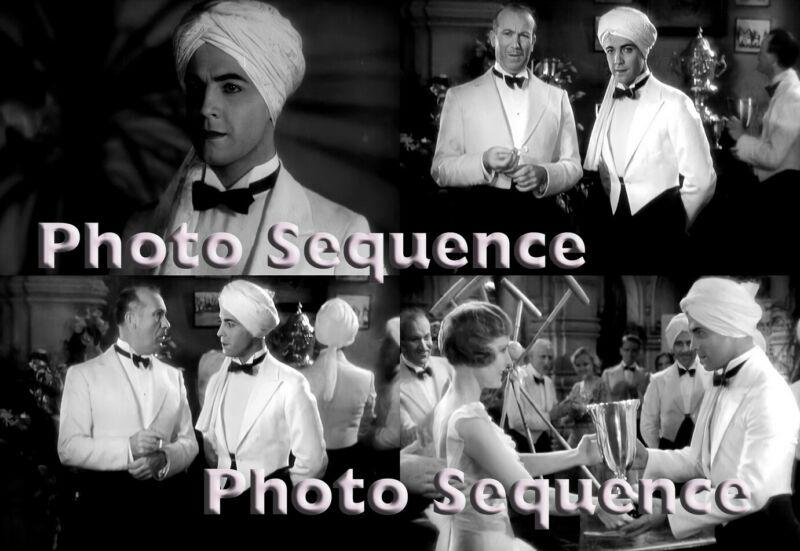 SON of INDIA Ramon Novarro Madge Evans PHOTO Sequence #12
