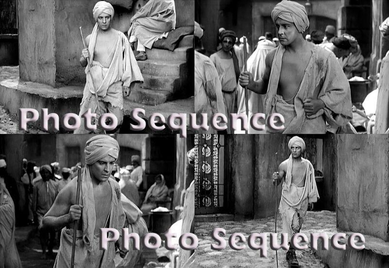 SON of INDIA Ramon Novarro PHOTO Sequence #06