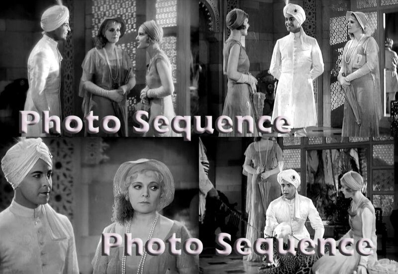 SON of INDIA Ramon Novarro Madge Evans PHOTO Sequence #11