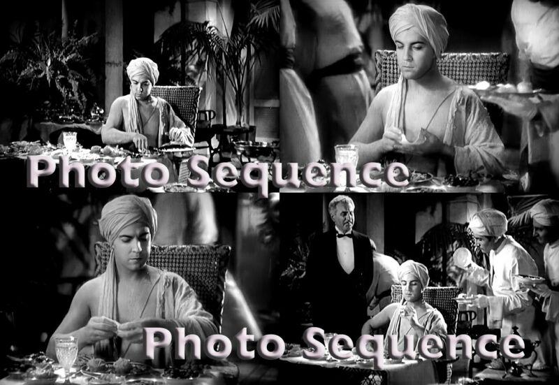 SON of INDIA Ramon Novarro PHOTO Sequence #03