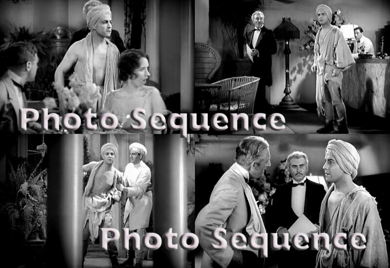 SON of INDIA Ramon Novarro PHOTO Sequence #05
