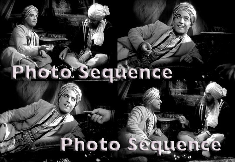 SON of INDIA Ramon Novarro PHOTO Sequence #01