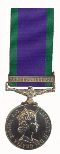 Northern Ireland Medal