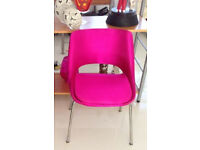 Mid Century Chair in the Style of Eero Saarinen for Parker Knoll - Chromecraft - Atomic