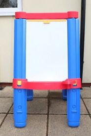 Children's Plastic Easel