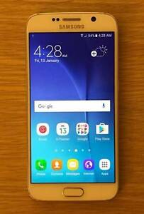 Samsung Galaxy S6 32G or 64g Australia Version like new condition Wolli Creek Rockdale Area Preview