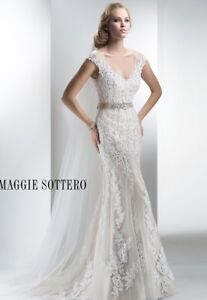 Maggie sottero wedding dress - lucinda