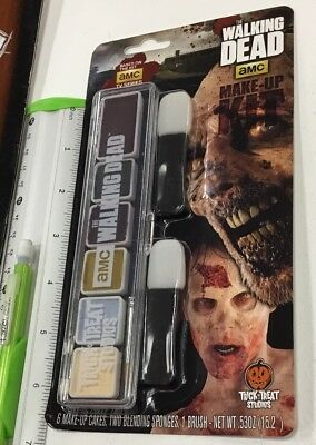 Wolf Halloween Makeup Man (The Walking Dead Make-up Kit Wolfe Hydrocolor)