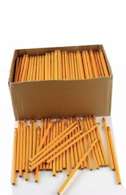 Wholesale Bulk Lot Of 156 Yellow 2 Pencils. Great For School Home Or Office
